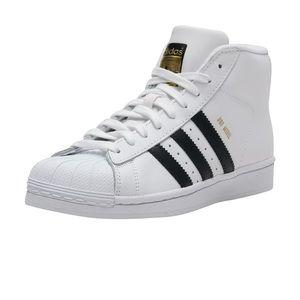 Youth Adidas Orginals Pro Model Shoes Size 4.5